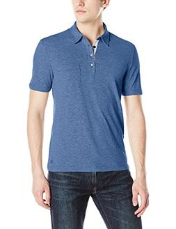 Original Penguin Men's Big-Tall Bing Polo Shirt, Dark Denim,