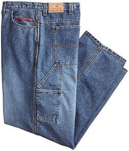 U.S. Polo Assn.. Men's Big-Tall Classic Carpenter Jean, Blue