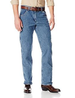 Wrangler Men's Big & Tall Premium Cowboy Cut Regular Jean