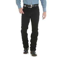 Wrangler Men's Big and Tall Cowboy Cut Slim Fit Jean, Shadow