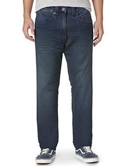 True Religion Big and Tall Geno Super Stretch Denim Jeans Da