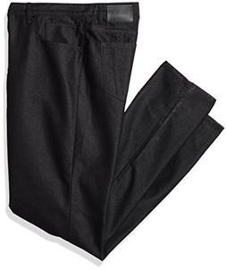 Perry Ellis Men's Big and Tall Dark Indigo Five Pocket Denim