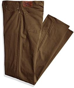 Dockers Men's Big and Tall Jean Cut Pant, Smokey Hazelnut, 4
