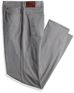 Dockers Men's Big & Tall Jean Cut Pants, Burma Grey, 44 29