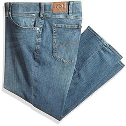 LEE Men's Big and Tall Modern Series Extreme Motion Relaxed