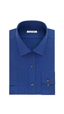 Van Heusen Big & Tall Regular Fit Flex Collar Pincord Wrinkl