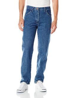 Maverick Men's Big and Tall Regular Fit Jean, Midstone, 50x3