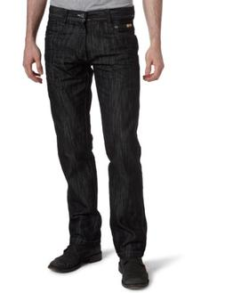 Southpole Men's Big & Tall Relaxed Fit Basic Shiny Streaky D