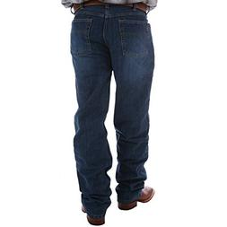Cinch Men's Label Dark Stone Relaxed Fit Jeans Big And Tall