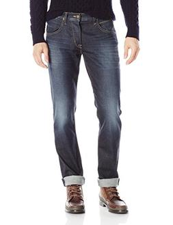 Hudson Jeans Men's Blake Slim-Straight Jean in Dunlin, Dunli