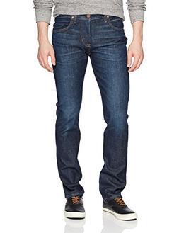 Hudson Jeans Men's Blake Slim Straight Jeans, Extension, 31