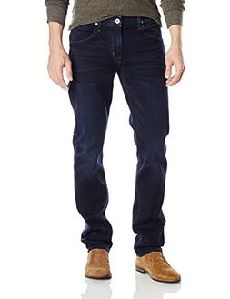 Hudson Jeans Men's Blake Slim Straight Leg Jean in, Accused,