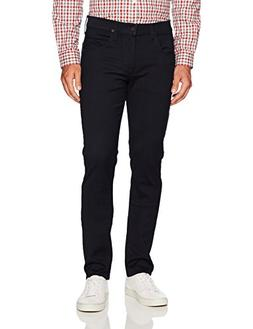 Hudson Jeans Men's Blake Slim Straight Zip Fly Jeans, Hale N
