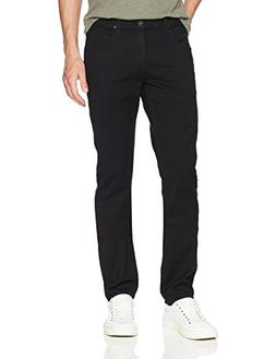 Hudson Jeans Men's Blake Slim Straight Zip Fly Jeans, Heron,
