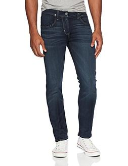 "Hudson Jeans Men's Blake Slim Straight Zip Fly Jeans 30"" Ins"