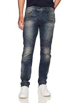 Hudson Jeans Men's The Blinder Biker Jean, Babylon, 33