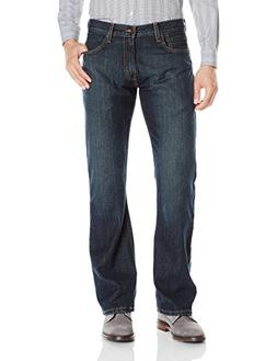Signature by Levi Strauss & Co Men's Boot Cut Jean, Lakeshor