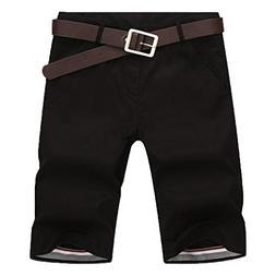 iZHH Mens New Sports Breathable Fashion Pants Summer Fitness