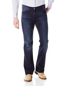 7 For All Mankind Men's Brett Modern Bootcut Jeans in Delanc