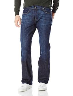 c85b3fa6 7 For All Mankind Men's Brett Slim Bootcut Jean, Los Angeles