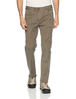 "prAna Bridger Jean 30"" Inseam Pants, Mud, Size 30"