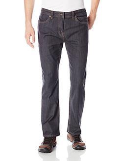 prAna Men's Bridger Jean Inseam Pants, Denim, Size 40