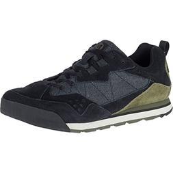 Merrell Burnt Rock Tura Denim Low Shoes 14 D US Black Dusty