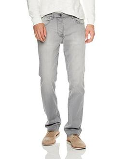 Quality Durables Co.. Men's Button Fly Stretch Cotton Regula