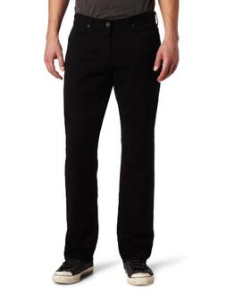 Hudson Jeans Men's Byron 5 Pocket Straight Leg Twill Pant, J