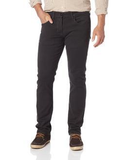 Hudson Jeans Men's Byron Straight Leg Jean in Shadow Gray, S
