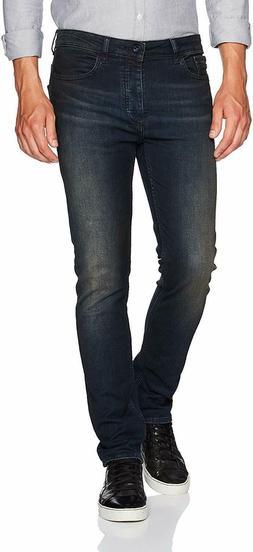 Calvin Klein Men's Skinny Fit  Old Duke Denim Jean  32X30