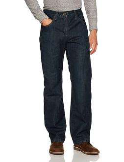 Carhartt Men's M Relaxed Fit Holter Jean Fleece Lined