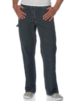 LEE Men's Loose-Fit Carpenter Jean, Quartz Stone, 38W x 30L