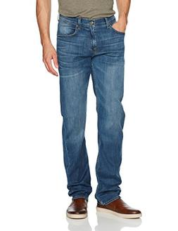 7 For All Mankind Men's Carsen Easy Straight Fit Jean in Ric