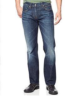 7 For All Mankind Men's Carsen Easy Straight Leg Jean, Route