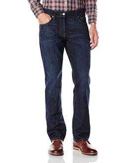 7 For All Mankind Men's Carsen Easy Straight Leg Jean In Blu