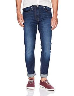 Calvin Klein Jeans Men's CKJ 016 Skinny Jeans in Austin Dark