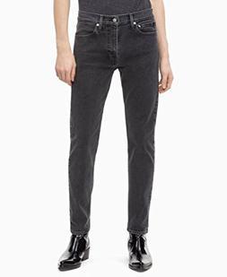 Calvin Klein Men's CKJ 026 Slim Fit Jeans, Atlanta grey, 38W