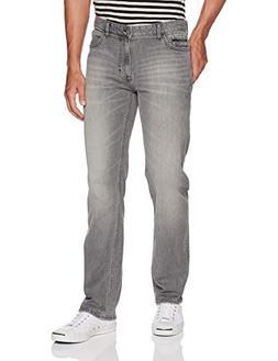 Calvin Klein Jeans Men's Ckj 035 Straight Fit Denim Jean, Sa