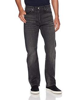 Calvin Klein Jeans Men's Ckj 037 Relaxed Straight Fit Jean,