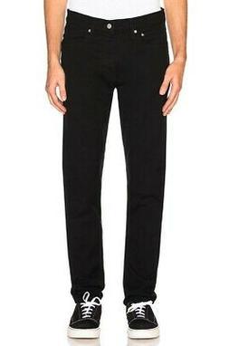 Calvin Klein CKJ016 Men's Skinny Fit Moulant Infinite Black