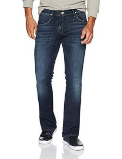 Hudson Jeans Men's Clifton Bootcut Jeans, Enhance, 34