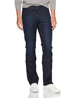 Hudson Jeans Men's Clifton Bootcut Zip Fly, Viral, 32