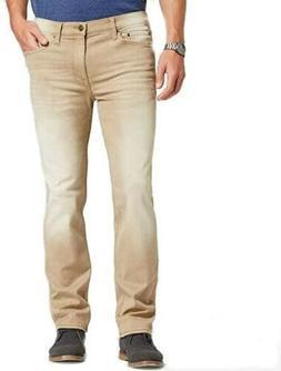 Goodfellow & Co Men's Big/ Tall Slim Straight Fit Jeans Tan