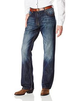 Wrangler Men's 20x Collection Jean,River Denim,34x32