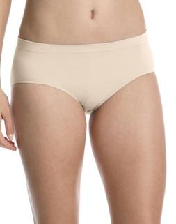 Bali Women's Comfort Revolution Hipster Panty, Light Beige,