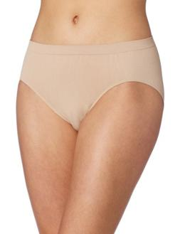 Bali Women's Comfort Revolution Hipster Panty, Nude, 8/9