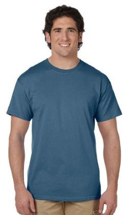 Hanes ComfortBlend EcoSmart Crewneck Men's T-Shirt_Denim Blu