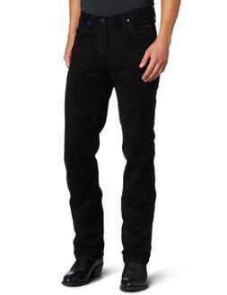Wrangler Men's Premium Performance Cowboy Cut Jean,Black,30x