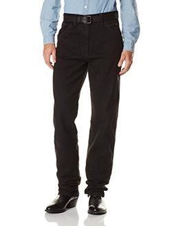 Wrangler Men's Original Cowboy Cut Relaxed Fit Jean,Black,38